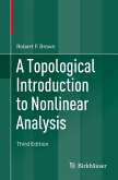 A Topological Introduction to Nonlinear Analysis (eBook, PDF)