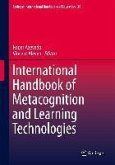 International Handbook of Metacognition and Learning Technologies (eBook, PDF)