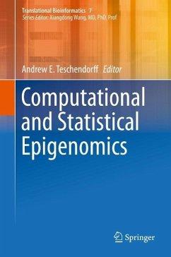 Computational and Statistical Epigenomics (eBook, PDF)
