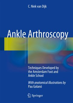 Ankle Arthroscopy (eBook, PDF) - van Dijk, C. Niek