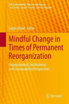 Mindful Change in Times of Permanent Reorganization (eBook, PDF)