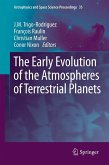 The Early Evolution of the Atmospheres of Terrestrial Planets (eBook, PDF)