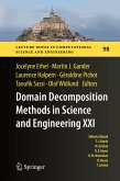 Domain Decomposition Methods in Science and Engineering XXI (eBook, PDF)