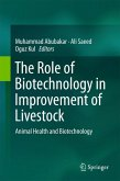 The Role of Biotechnology in Improvement of Livestock (eBook, PDF)