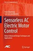Sensorless AC Electric Motor Control (eBook, PDF)