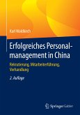 Erfolgreiches Personalmanagement in China (eBook, PDF)