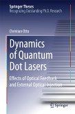 Dynamics of Quantum Dot Lasers (eBook, PDF)