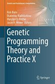 Genetic Programming Theory and Practice X (eBook, PDF)