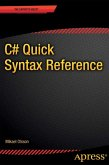C# Quick Syntax Reference (eBook, PDF)