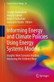 Informing Energy and Climate Policies Using Energy Systems Models (eBook, PDF)