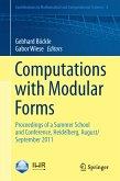 Computations with Modular Forms (eBook, PDF)