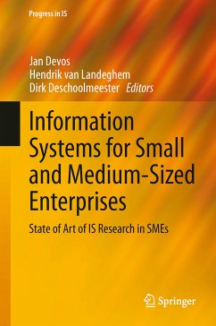 Information Systems for Small and Medium-sized Enterprises (eBook, PDF)