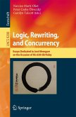 Logic, Rewriting, and Concurrency (eBook, PDF)