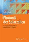 Photonik der Solarzellen (eBook, PDF)