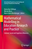 Mathematical Modelling in Education Research and Practice (eBook, PDF)