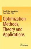 Optimization Methods, Theory and Applications (eBook, PDF)