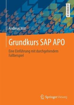 Grundkurs SAP APO (eBook, PDF)