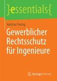 Gewerblicher Rechtsschutz für Ingenieure (eBook, PDF)