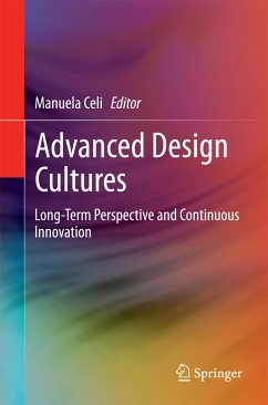 Advanced Design Cultures (eBook, PDF)