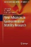 New Advances in Gastrointestinal Motility Research (eBook, PDF)
