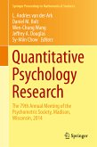 Quantitative Psychology Research (eBook, PDF)