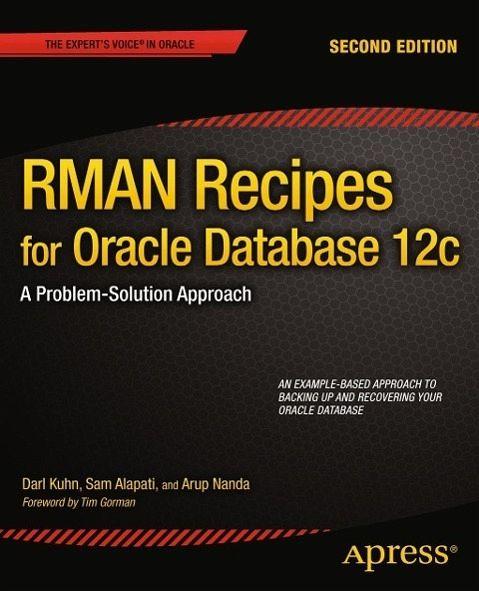 rman recipes for oracle database 12c pdf