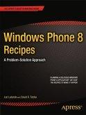 Windows Phone 8 Recipes (eBook, PDF)