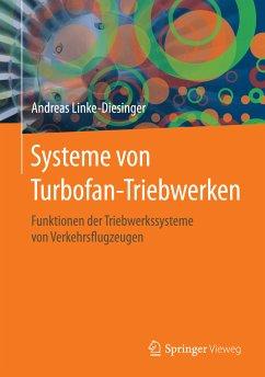 Systeme von Turbofan-Triebwerken (eBook, PDF) - Linke-Diesinger, Andreas