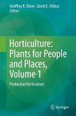 Horticulture: Plants for People and Places, Volume 1 (eBook, PDF)
