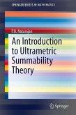 An Introduction to Ultrametric Summability Theory (eBook, PDF)