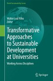 Transformative Approaches to Sustainable Development at Universities (eBook, PDF)