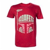 Star Wars T-Shirt -2XL- Boba Fett Word Play