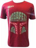 Star Wars T-Shirt -L- Boba Fett Word Play