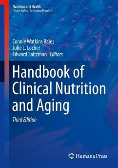 Handbook of Clinical Nutrition and Aging (eBook, PDF)