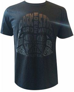 Star Wars T-Shirt -M- Darth Vader Word Play