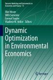 Dynamic Optimization in Environmental Economics (eBook, PDF)
