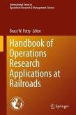 Handbook of Operations Research Applications at Railroads (eBook, PDF)