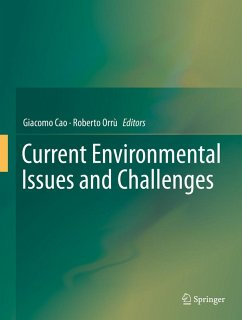 Current Environmental Issues and Challenges (eBook, PDF)