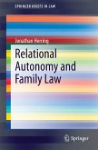 Relational Autonomy and Family Law (eBook, PDF)