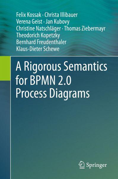 a rigorous semantics for bpmn 20 process diagrams ebook pdf - Bpmn Pdf