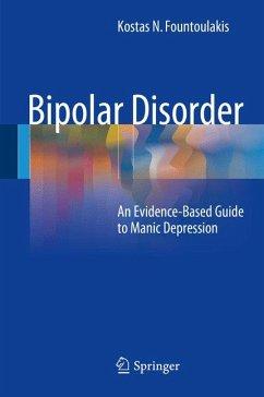 Bipolar Disorder (eBook, PDF) - Fountoulakis, Kostas N.