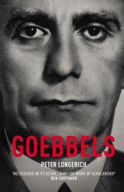Goebbels - Longerich, Peter