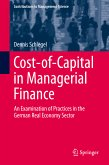 Cost-of-Capital in Managerial Finance (eBook, PDF)