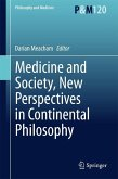 Medicine and Society, New Perspectives in Continental Philosophy (eBook, PDF)