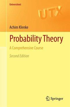 Probability Theory (eBook, PDF) - Klenke, Achim