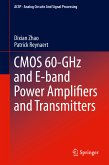 CMOS 60-GHz and E-band Power Amplifiers and Transmitters (eBook, PDF)