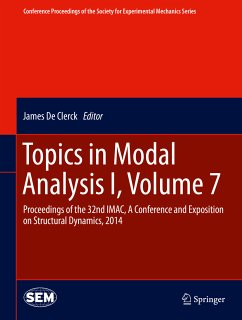 Topics in Modal Analysis I, Volume 7 (eBook, PDF)