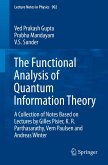 The Functional Analysis of Quantum Information Theory (eBook, PDF)