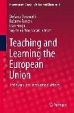 Teaching and Learning the European Union (eBook, PDF)