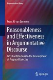 Reasonableness and Effectiveness in Argumentative Discourse (eBook, PDF)